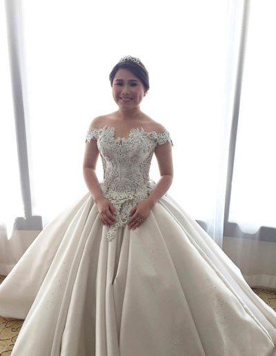 Bride Alyssa
