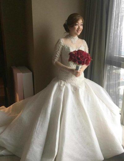 Bride Fran