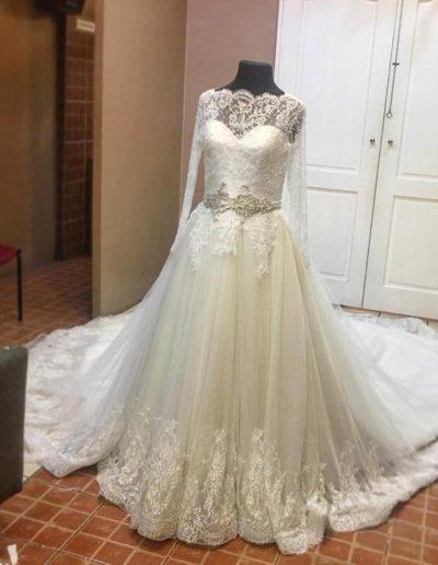Bride Patricia