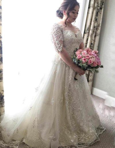 Bride Hazel