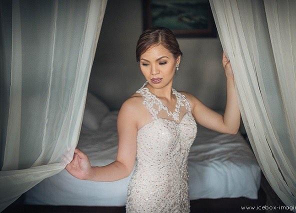 Bride Toni