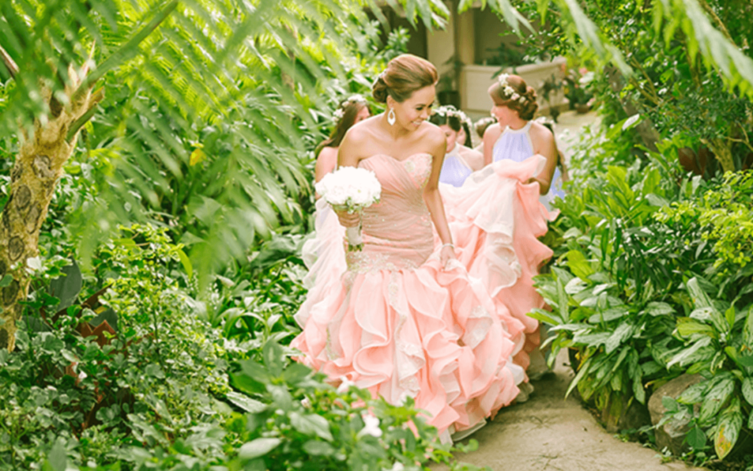 When In Manila's List of 6 Blush Pink Wedding Dresses Designed by Filipinos
