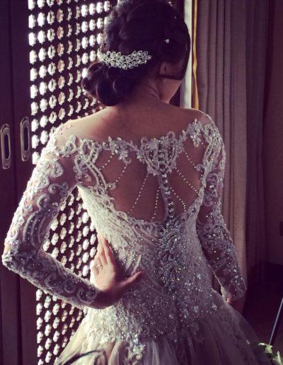 Bride Nica