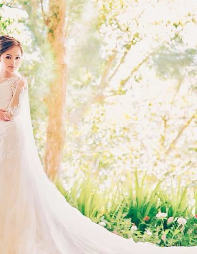 Bride Joanne