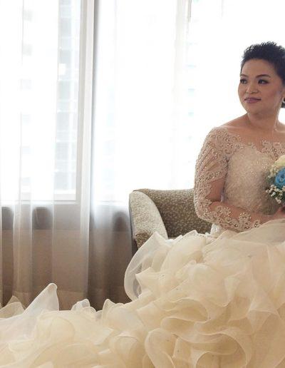 Bride Stef