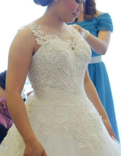 Bride Aleli