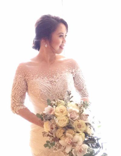 Bride Vicky