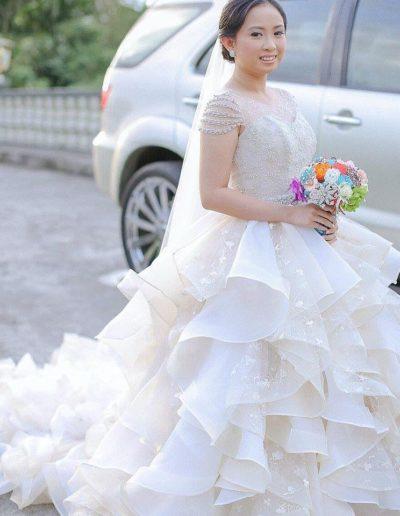 Bride Krissa