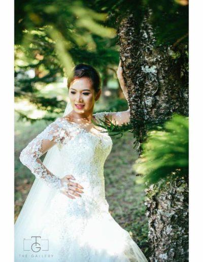Bride Janice