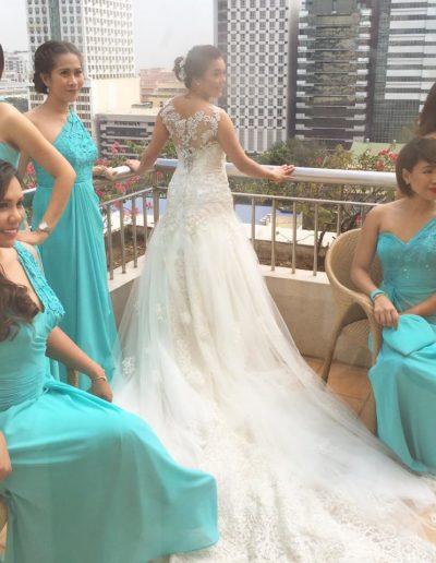 Bride Tish