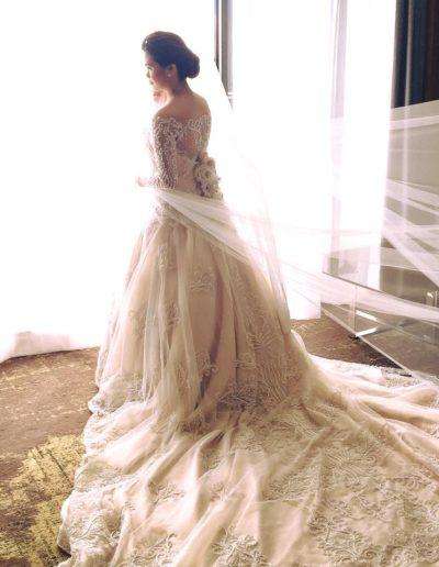 Bride Thea