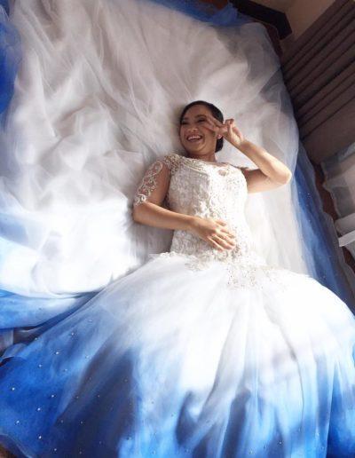 Bride Criselda