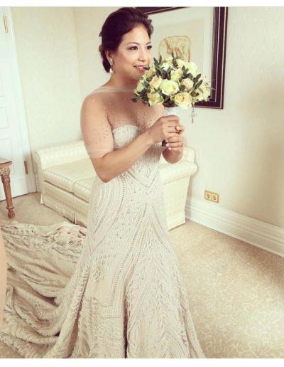 Bride Christine