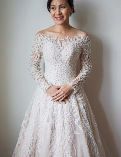 Bride Pauline