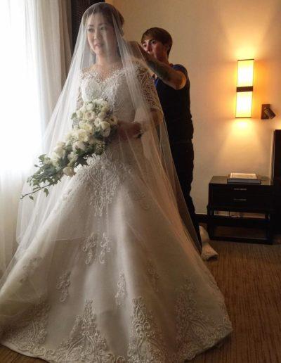 Bride Macy