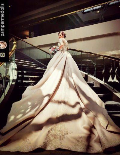 Bride Camela