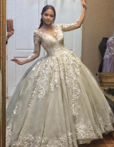 Bride Paosha