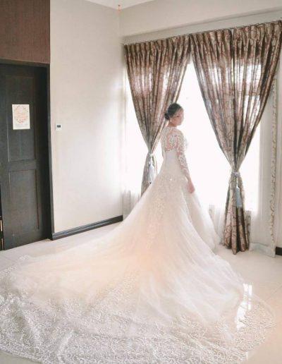 Bride Ashly