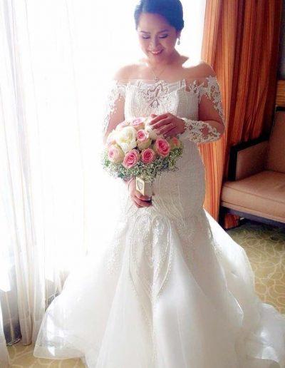 Bride Yna