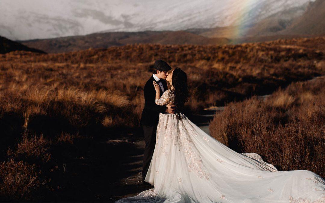 Bride Angel's Instagram Worthy Wedding Photos We Will All Envy