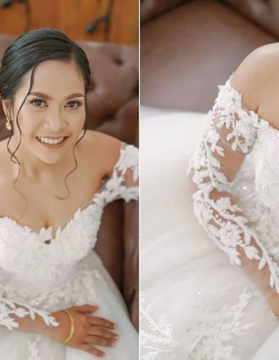 Bride Abbie