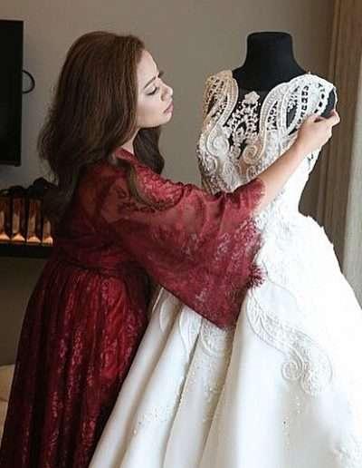 Bride Cindy