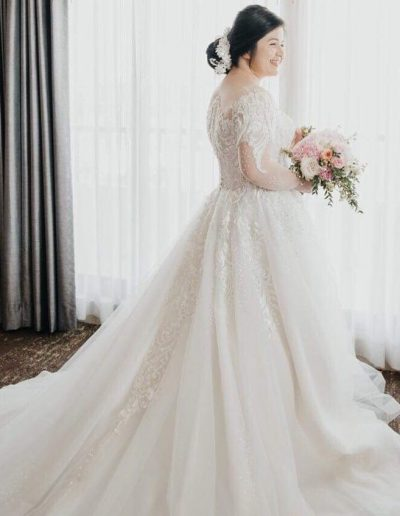 Bride Jessie