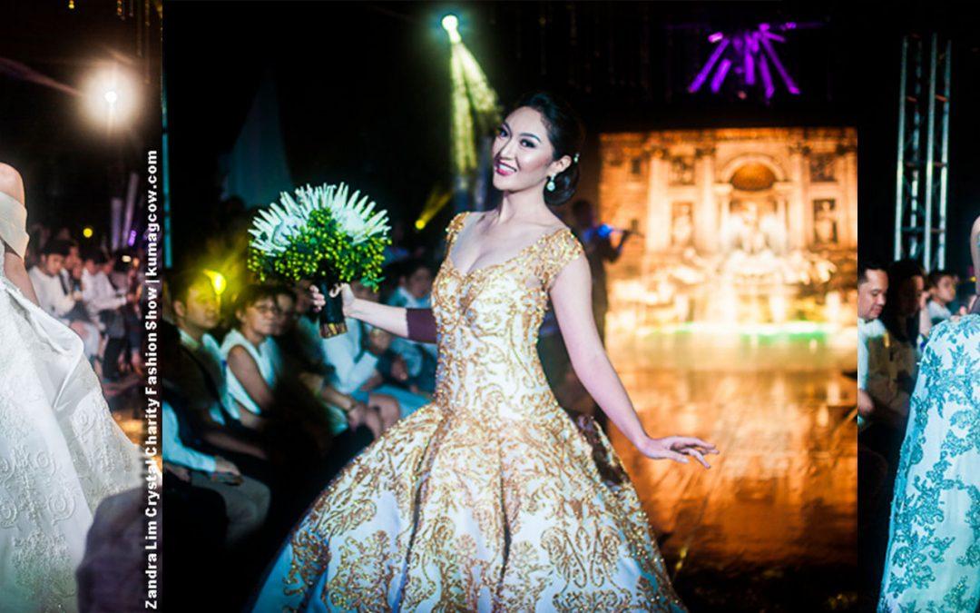 Highlights From Zandra Lim Designs' Crystal Bridal Fair